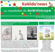 Kaléido'news – Noël 2019