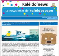 Kaléido'news – mai 2020