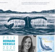 Prix Versele catégorie 1 Chouette-Label pour Petite Baleine