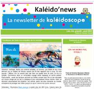 Kaléido'news - août 2020
