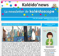 Kaleido'news septembre-octobre 2020