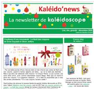 Kaleido'news décembre 2020
