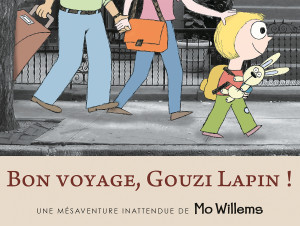 Bon voyage, Gouzi Lapin !