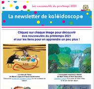 Kaleido'news printemps 2021