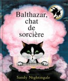 Balthazar chat de sorcière
