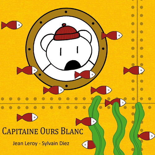 Capitaine Ours Blanc
