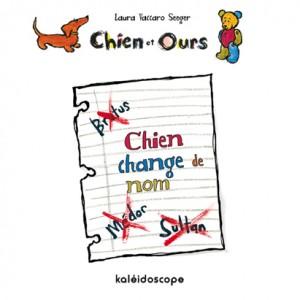 Chiens et Ours, 3 albums : Ours sur la chaise,  Joue avec moi, Chien change de nom