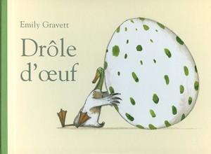 Drôle d'œuf