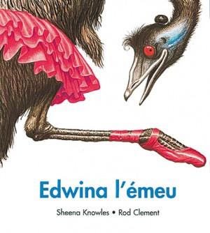 Edwina l'émeu