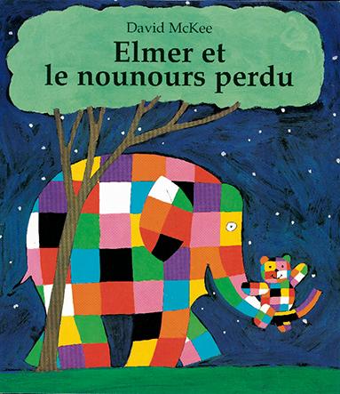 Elmer l'éléphant livre