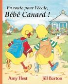 En route pour l'école Bébé Canard