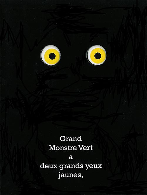 Va-t'en, Grand Monstre Vert !   Kaléidoscope - Lire, rire