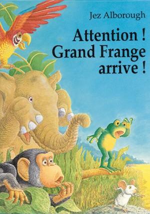 Attention ! Grand frange arrive