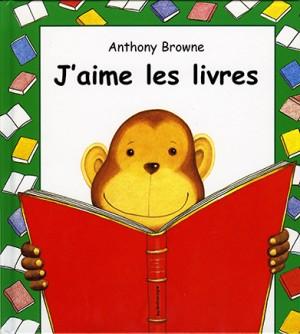 J'aime les livres (réimpression)