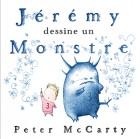 Jérémy dessine un monstre