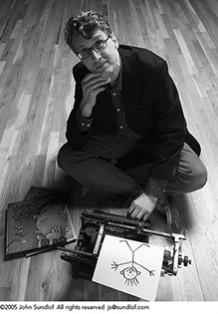 Tom Lichtenheld, children's book author and illustrator