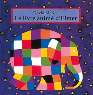 Livre animé d'Elmer (Le)