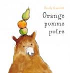 Orange, pomme, poire