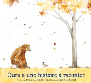 Ours a une histoire à raconter