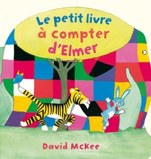 Petit livre à compter d'Elmer (Le)