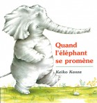 Quand l'éléphant se promène