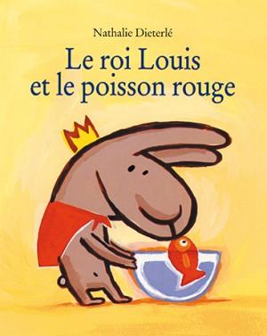 Roi Louis et le poisson rouge (Le)