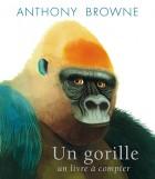 Un gorille, un livre à compter