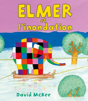 Elmer et l'inondation