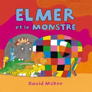 Elmer et le monstre