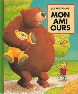 Mon ami ours