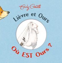 Lièvre et Ours : Où est Ours ?