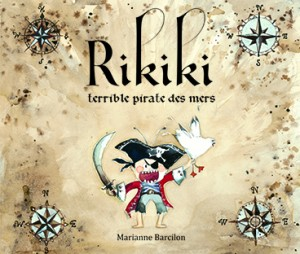 Rikiki terrible pirate des mers