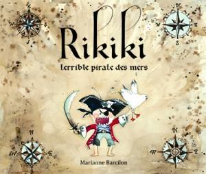 Rikiki terrible pirate des mers