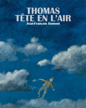 Thomas tête en l'air